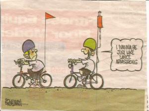 lance doping